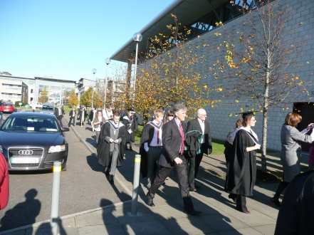 LYIT Graduations October 2009